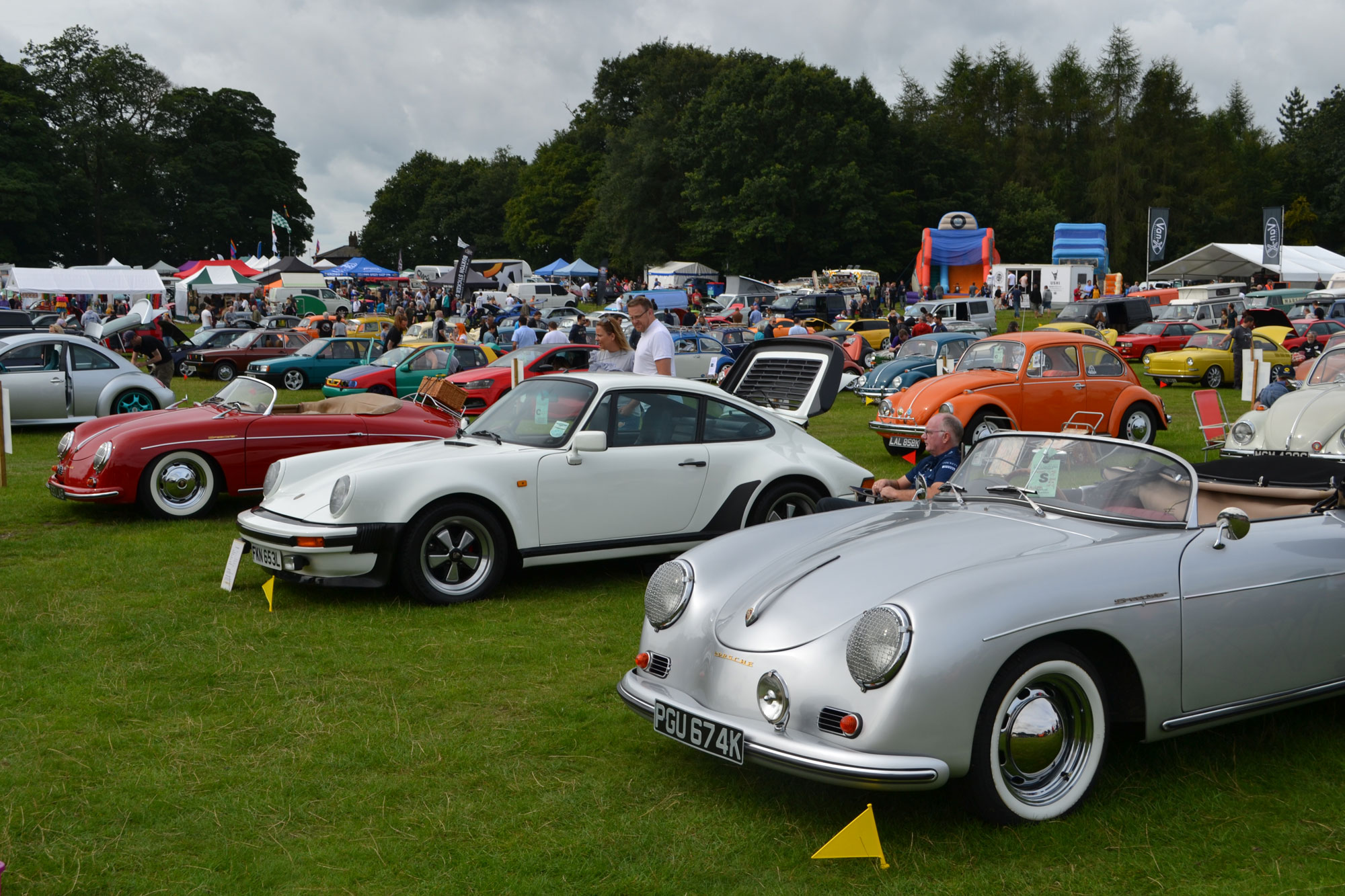 VW NW Car Show Tatton Park Th August Speedsters And - Vw car show this weekend